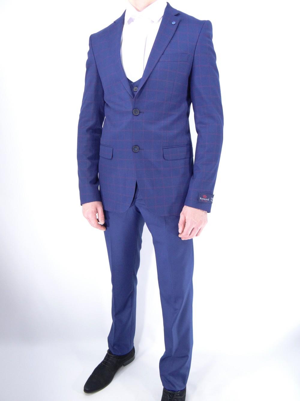 Классический костюм Ramzotti