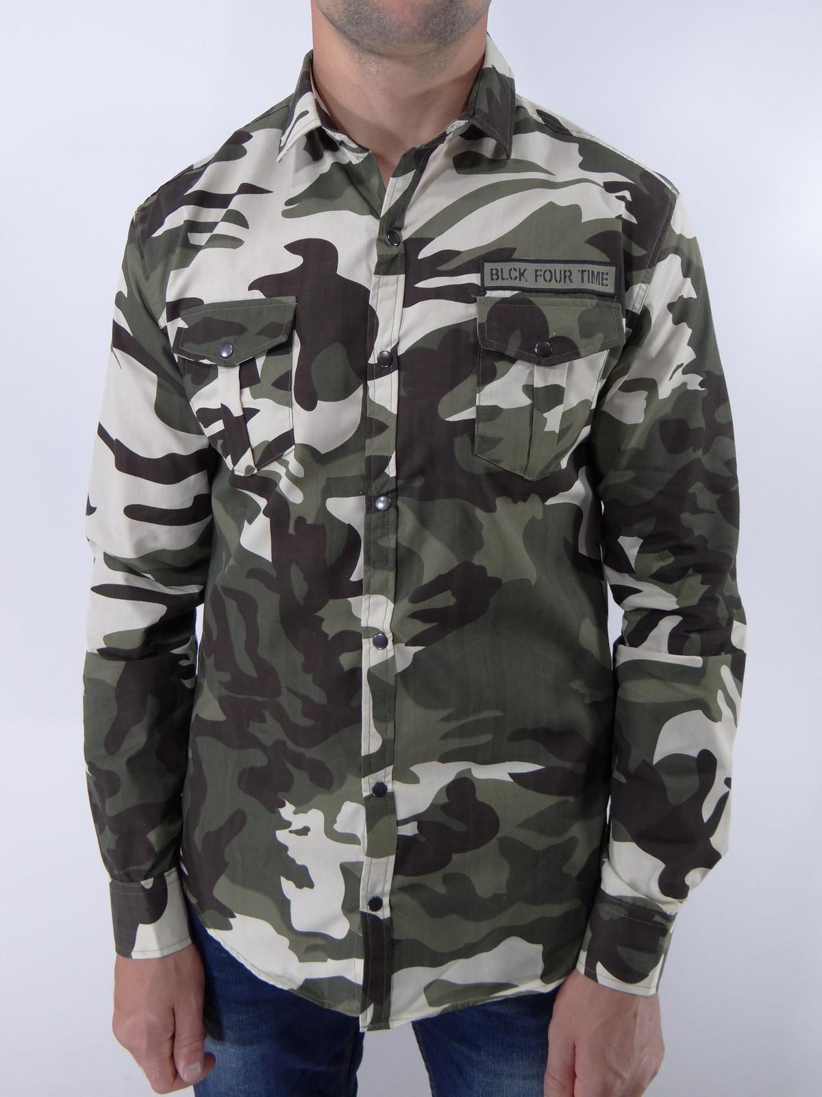 Рубашка BLCK 4