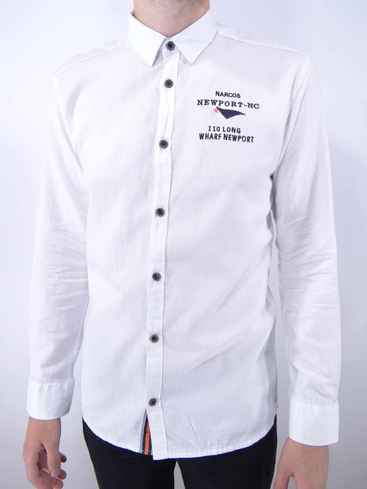 Рубашка Narcos