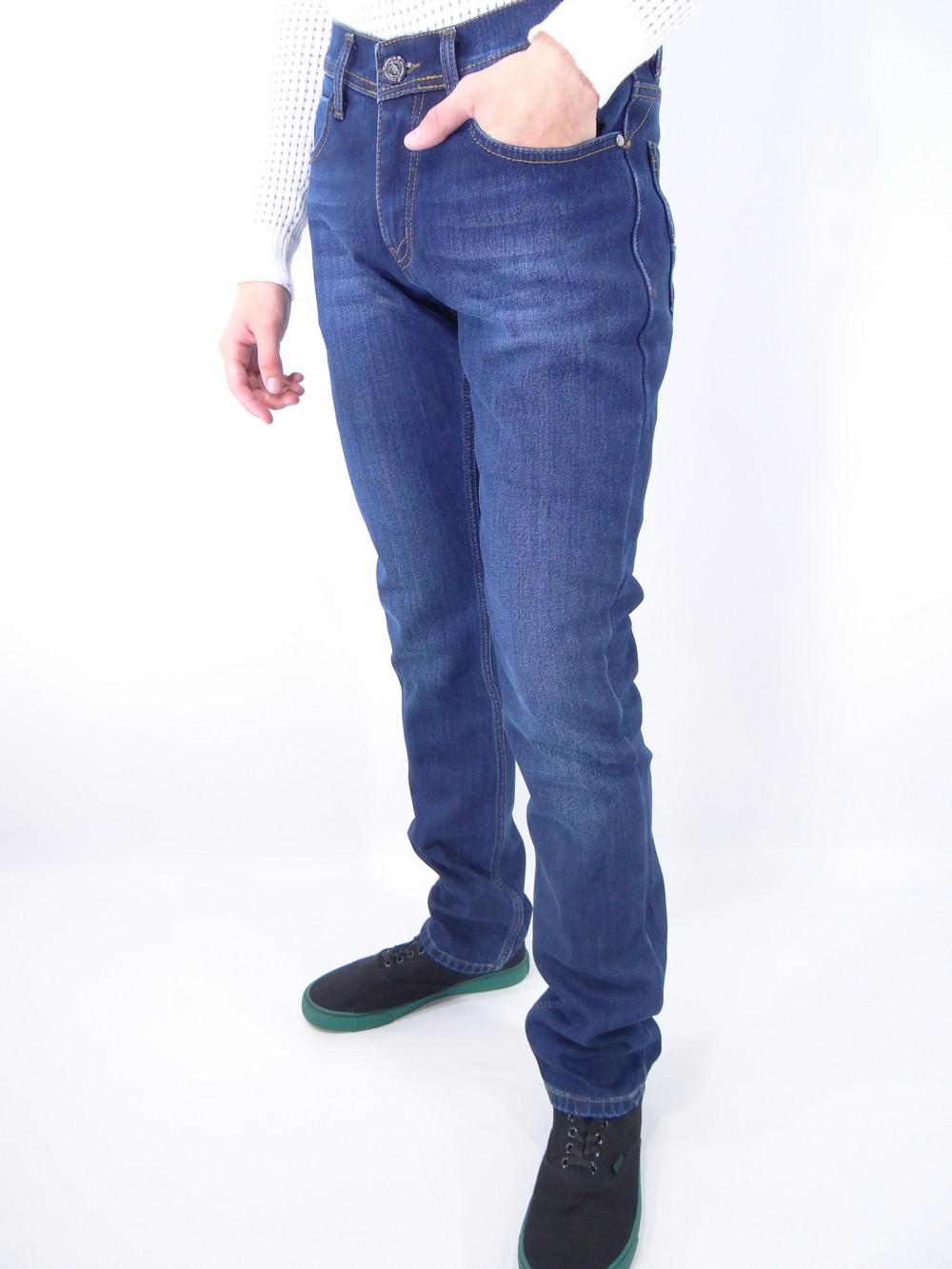 Утепленные джинсы Red man