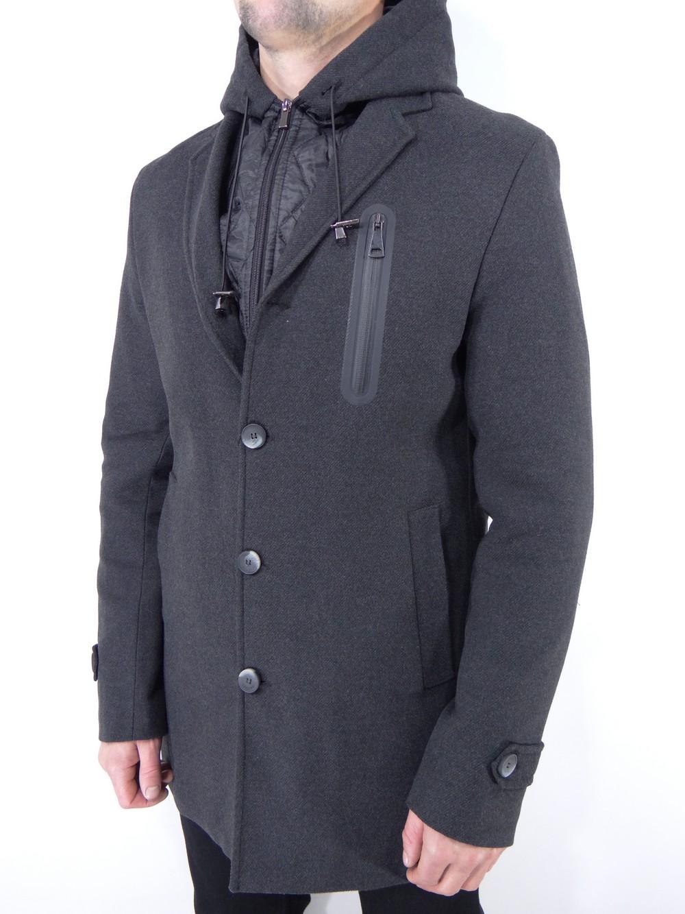 Пальто Emilio Sagezza