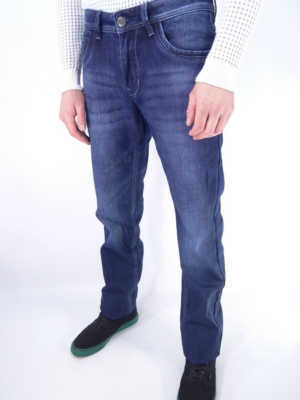 Утепленные джинсы Fangsida