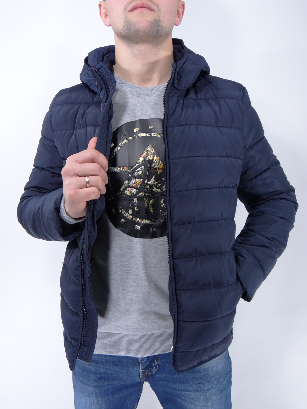 Демисезонная куртка Jisulingdian